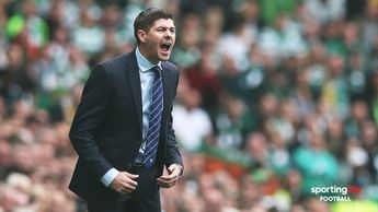 Steven Gerrard has had a positive start to life at Rangers