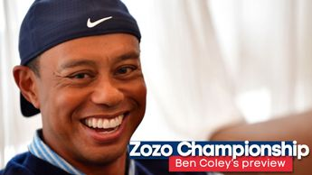 Tiger Woods is among the star attractions at the ZOZO Championship