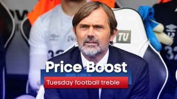 Sporting Life Price Boost for August 20, including Phillip Cocu's Derby