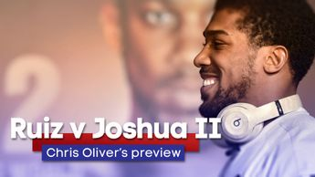 Find out why Chris Oliver is backing AJ to win back his belts
