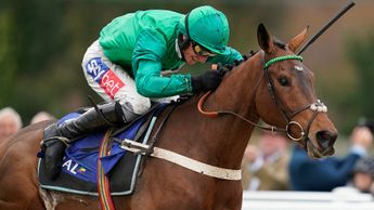 Daryl Jacob and Janika winning at Exeter