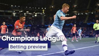Check out our latest Champions League preview and tips
