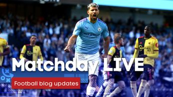 Follow Saturday's action live with Sporting Life