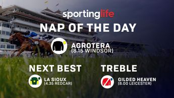 Check out our best bets for today's racing