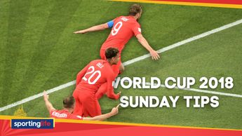 World Cup tips for Sunday 24 June including England's clash with Panama