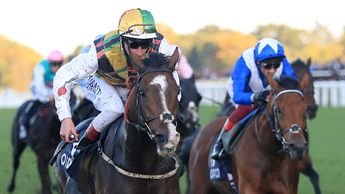 Escobar triumphs on Champions Day at Ascot