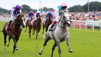 Logician coasts home under Frankie Dettori