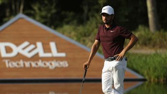 Abraham Ancer leads the Dell Technologies Championship