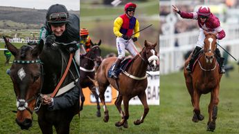 Altior, Native River and Samcro were among the 2018 Festival stars