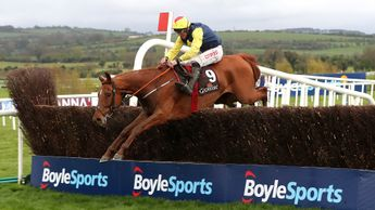 The Storyteller wins at Punchestown