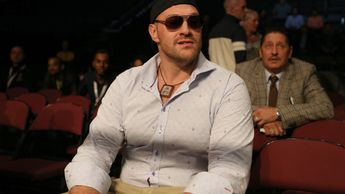 Tyson Fury hopes to return to boxing