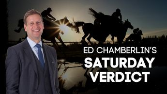 Ed Chamberlin has his say on the day's action