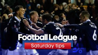 Check out our tips for Saturday's EFL action