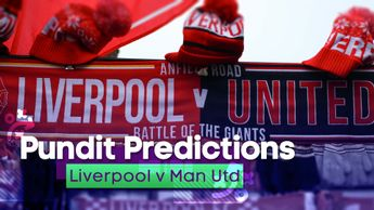 Read the Soccer Saturday predictions for Liverpool v Man Utd