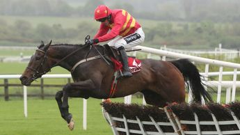 Klassical Dream wins at Punchestown