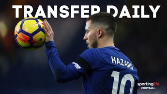 The latest transfer news for Wednesday July 19