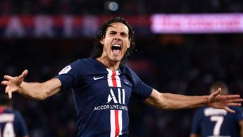 Edinson Cavani has handed in a transfer request at PSG