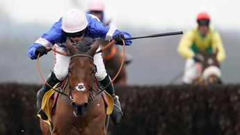 Cyrname romps home at Ascot