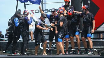 New Zealand won the America's Cup