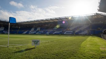 Birmingham City's St. Andrews Stadium