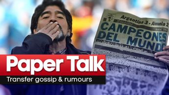 The latest football gossip and transfer rumours