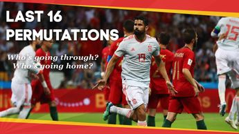 Last 16 permutations: Who will go through atthe World Cup?