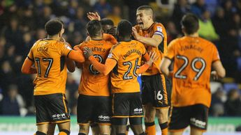Celebrations for Wolves