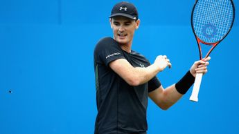 Jamie Murray could have a crack at Wimbledon one day with his brother
