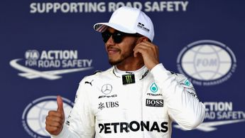 Lewis Hamilton will go from pole in Austin