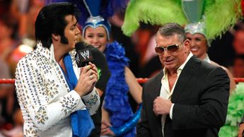 Vince McMahon (right) has a new plan
