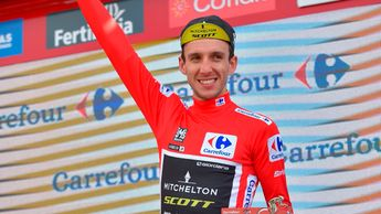 Simon Yates: The Bury rider could complete a hat-trick of wins this year for British cycling