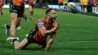 Luke Gale of Castleford