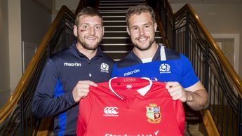 Finn Russell and Allan Dell