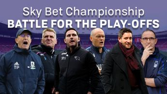 Our look at the battle for the play-offs in the Sky Bet Championship