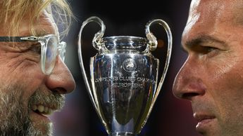 Klopp v Zidane in the Champions League final