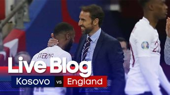 Follow our live coverage of Kosovo v England in Euro 2020 qualifying