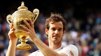 Andy Murray won Wimbledon twice with Ivan Lendl as his coach