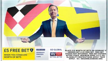 Sky Bet's Super Match offer continues with Germany v Sweden