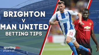 Brighton v Manchester United: Sporting Life's Premier League tips