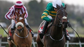 Landofhopeandglory (right) should be backed at Kilbeggan
