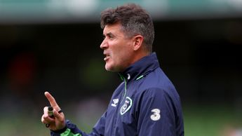 Republic Of Ireland assistant Roy Keane