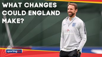 What changes should England make for the clash with Belgium?