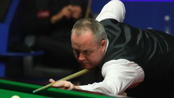John Higgins made progress at the Indian Open