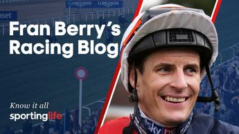 Check out Fran Berry's latest blog ahead of the forthcoming action