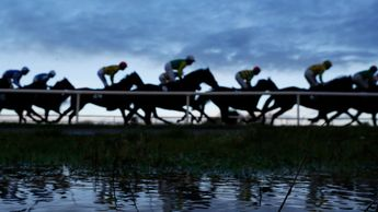 Action from Fairyhouse