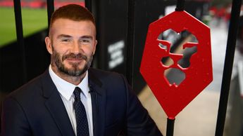 David Beckham joins the Class of 92 at Salford City