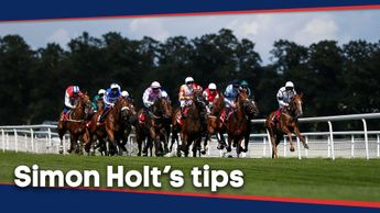 Check out Simon Holt's latest horse racing selections