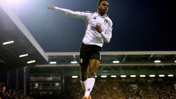 Ryan Sessegnon celebrates