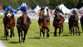 Battaash wins the King George in style