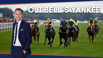 Check out Oli Bell's multiple for Saturday's horse racing